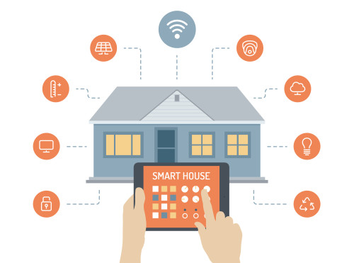 'Smart home' sellers do more than hand over keys