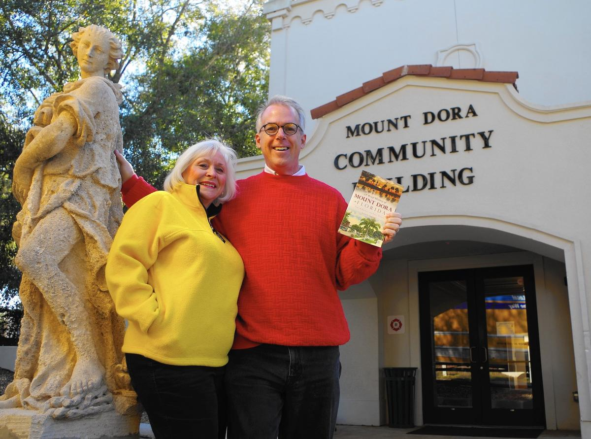 Authors ferret out facts about Mount Dora history for new book