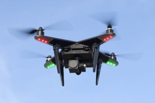 Drones for Art, Not War
