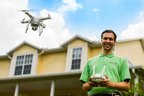 DeVore Design Among First FAA Part 107 Drone Operators