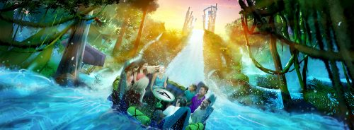 Here's the latest on SeaWorld's newest ride opening next year