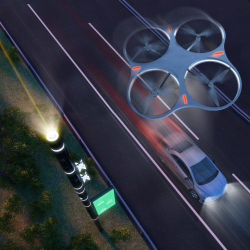 This Is How Drones Could Make Our Highways More Efficient