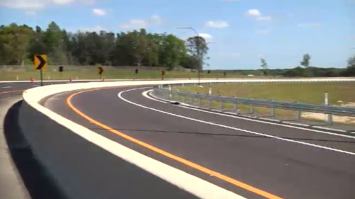 5-mile section of Wekiva Parkway set to open