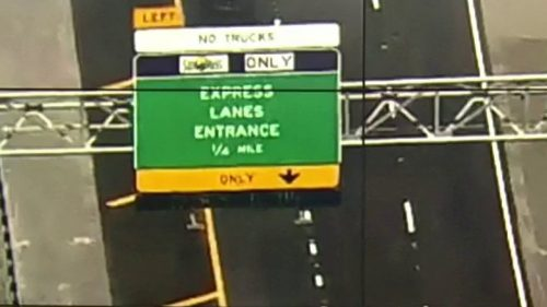 Do the express lanes on SR 528 cost more?