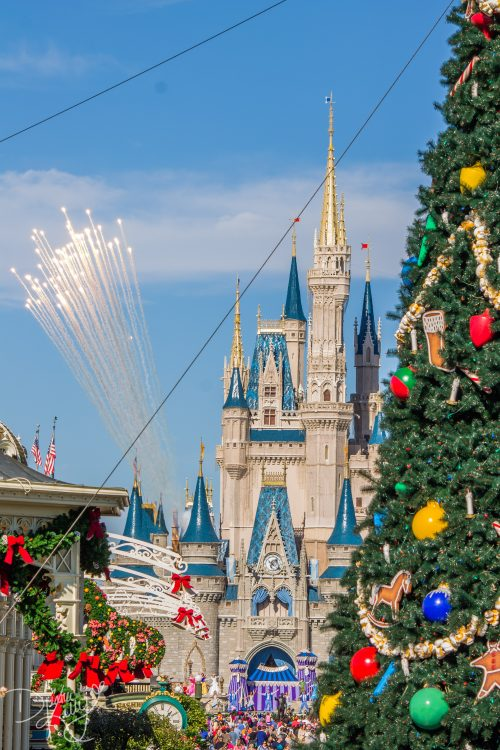 Here's why Disney fireworks may wake you up Thursday morning
