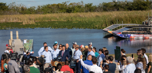 Fla. Agrees to Acquire 20K Acres of Everglades Wetlands