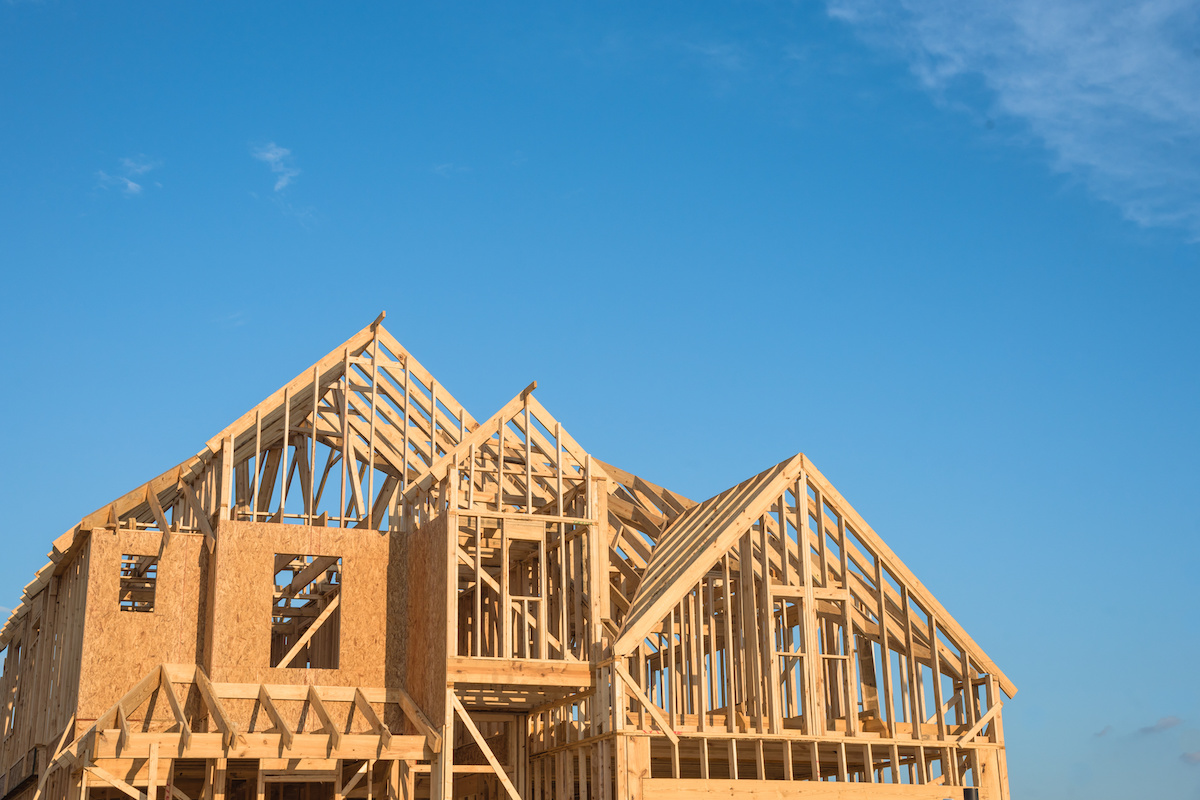 New home construction shoots up 22.6% in July